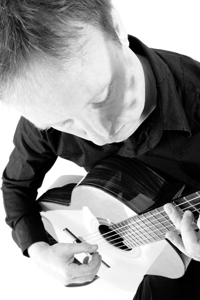 Richard James Session Guitarist, Market Harborough