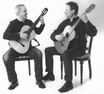 The Martin - James Guitar Duo